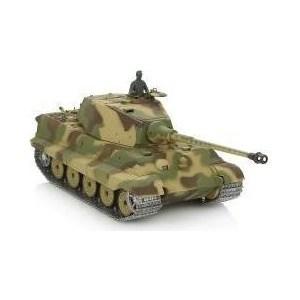 Радиоуправляемый танк Heng Long German King Tiger 1 Henschel Pro масштаб 1:16 27Mhz