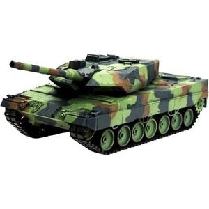 Радиоуправляемый танк Heng Long German Leopard II A6 Pro масштаб 1:16 2.4G цена