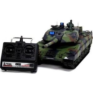 Радиоуправляемый танк Heng Long German Leopard II A6 масштаб 1:16 2.4G