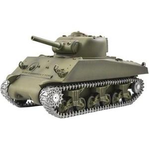 Радиоуправляемый танк Heng Long U.S. M4A3 Sherman Pro масштаб 1:16 40Mhz