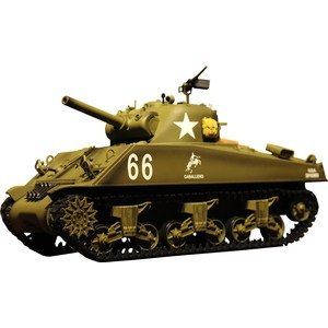 Радиоуправляемый танк Heng Long U.S. M4A3 Sherman масштаб 1:16 40Mhz
