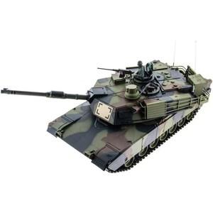 Радиоуправляемый танк Heng Long US M1A2 Abrams PRO масштаб 1:16 2.4G все цены