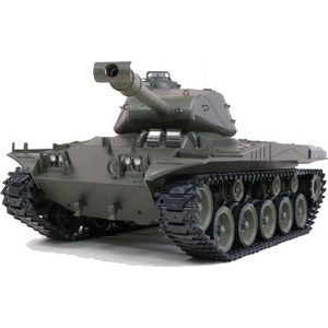 Радиоуправляемый танк Heng Long US M41A3 Bulldog масштаб 1:16 2.4 G цена