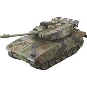 Радиоуправляемый танк HouseHold 4101-10 масштаб 1:20 27Мгц