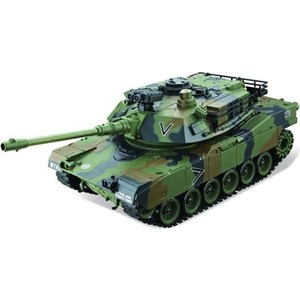 Радиоуправляемый танк HouseHold CS US M1A2 Abrams масштаб 1:20 27Mhz ohs meng ts026 1 35 us m1a2 abrams tusk i tusk ii main battle tank assembly scale afv model building kits oh