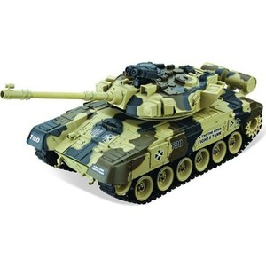 Радиоуправляемый танк HouseHold Russia T-90 Владимир масштаб 1:20 27Mhz