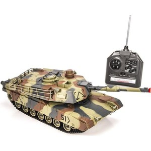 Радиоуправляемый танк Huan Qi Airsoft M1A2 Abrams масштаб 1:28 40Mhz ohs meng ts026 1 35 us m1a2 abrams tusk i tusk ii main battle tank assembly scale afv model building kits oh