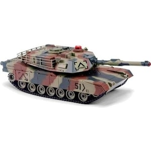 Радиоуправляемый танк Huan Qi Infrared M1A2 Abrams масштаб 1:28 40Mhz ohs meng ts026 1 35 us m1a2 abrams tusk i tusk ii main battle tank assembly scale afv model building kits oh