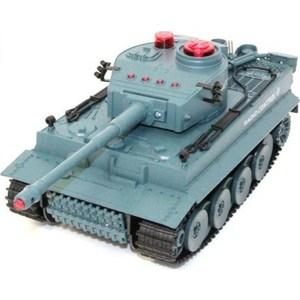 цена на Радиоуправляемый танк Huan Qi Tiger масштаб 1:24 27Mhz