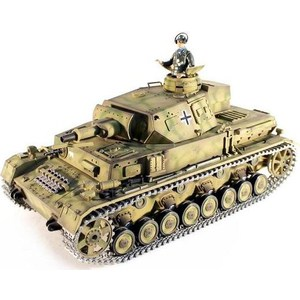 Радиоуправляемый танк Taigen Dak Panzerkampfwagen IV Ausf F-1 Pro масштаб 1:16 2.4G realts dragon model kit 6394 pz kpfw iii ausf j 1 35 scale