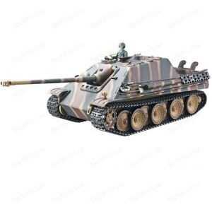 Радиоуправляемый танк Taigen Jagdpanther HC масштаб 1:16 2.4G taigen kv 1 hc металл 2 4ghz ик