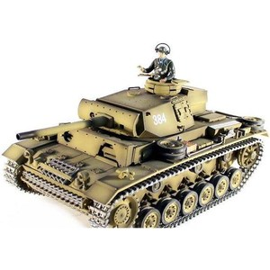 Радиоуправляемый танк Taigen Panzerkampfwagen III HC масштаб 1:16 2.4G стоимость