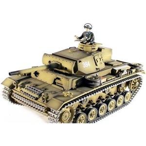 Радиоуправляемый танк Taigen Panzerkampfwagen III HC масштаб 1:16 2.4G taigen kv 1 hc металл 2 4ghz ик