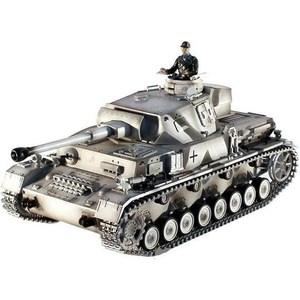 Радиоуправляемый танк Taigen Panzerkampfwagen IV Ausf. HC Pro масштаб 1:16 2.4G rmf rm 5001 1 35 tiger i pz kpfw vi ausf e sd kfz 181 plastic model kit
