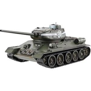 Радиоуправляемый танк Taigen Russia T34-85 Green Edition масштаб 1:16 2.4G цена и фото