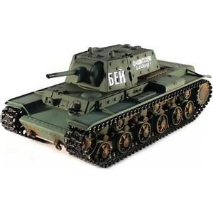 Радиоуправляемый танк Taigen Russia КВ-1 HC масштаб 1:16 2.4G