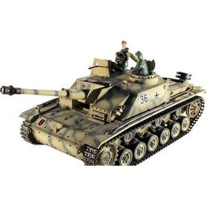 Радиоуправляемый танк Taigen Sturmgeschutz III масштаб 1:16 2.4G