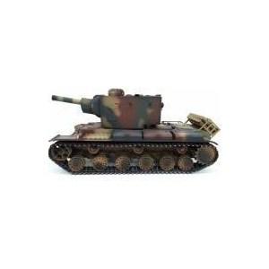 Радиоуправляемый танк Torro Russia КВ-2 (Пульки пушка) 2.4GHz масштаб 1:16