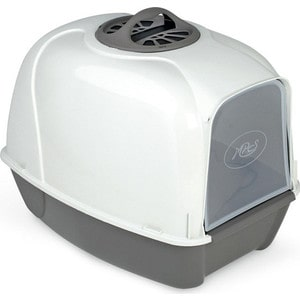 Био-туалет MPS PIXI серый 52x39x39h см для кошек mps pixi