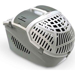 Переноска MPS AVIOR серая 57,5x39x40,5h см для животных переноска клетка savic dog residence для животных д 122 х ш 76 х в 88 см хром