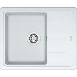 Кухонная мойка Franke Basis BFG 611-62 белый (114.0280.850) цена в Москве и Питере