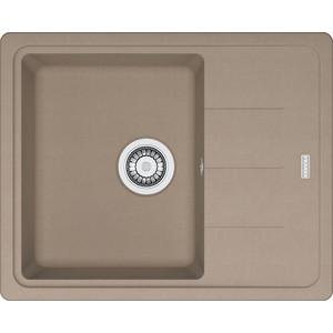 Кухонная мойка Franke Basis BFG 611-62 миндаль (114.0313.334)