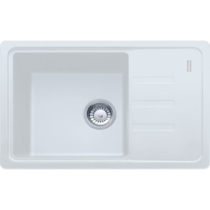 Кухонная мойка Franke Malta BSG 611-62 белый (114.0391.164) цена
