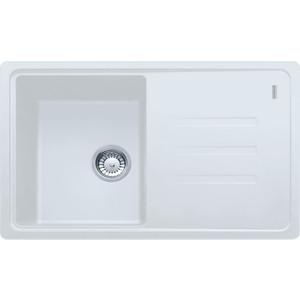 Кухонная мойка Franke Malta BSG 611-78 белый (114.0391.180)