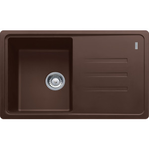 Кухонная мойка Franke Malta BSG 611-78 шоколад (114.0391.207)