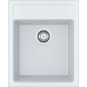 Кухонная мойка Franke Sirius SID 610-40 Tectonite белый (114.0489.179)