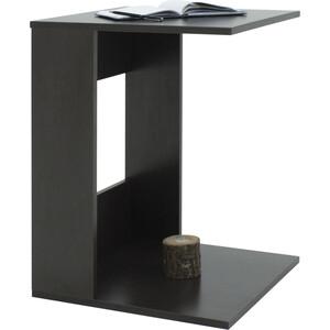 Стол журнальный Мебелик BeautyStyle 3 венге/без стекла мебелик стол журнальный рио 3 венге