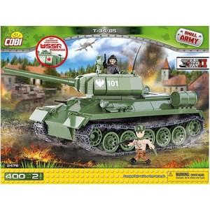 Конструктор COBI танк T34