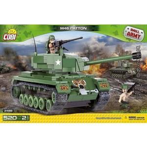 Конструктор COBI танк M46 PATTON