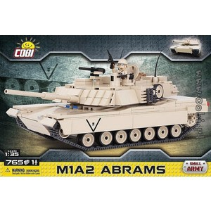 Конструктор COBI танк M1A2 ABRAMS peter abrams our story called life