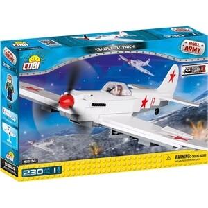 Конструктор COBI Самолёт ЯК 1 цена