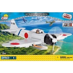 Конструктор COBI самолёт MITSUBISHI A6M2 ZERO цена