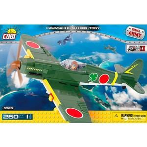 Конструктор COBI истребитель KAWASAKI KI 61 II