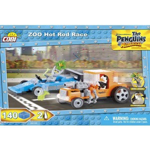 Конструктор COBI Zoo Hot Rod Race (COBI-26155) конструктор cobi christmas time
