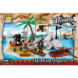 Конструктор COBI Treasure Island