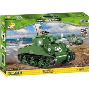Конструктор COBI SHERMAN M4A1