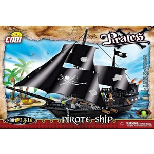 Конструктор COBI Pirate Ship ship