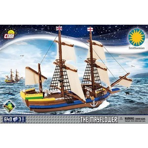 Конструктор COBI PILGRIN SHIP MAYFLOW