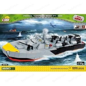 Конструктор COBI Patrol Torpedo Boat PT 305