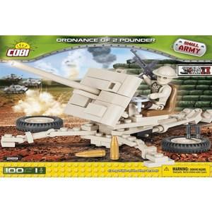 Конструктор COBI Ordnance QF 2 Pounder