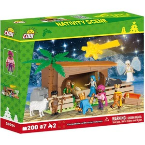 Конструктор COBI Nativity Scene