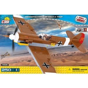 Конструктор COBI Messerschmitt Bf 109 F 4 Trop