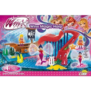 Конструктор COBI Magic Harp
