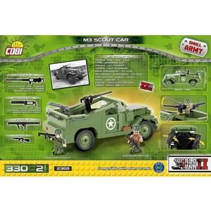 Конструктор COBI M3 SCOUT CAR