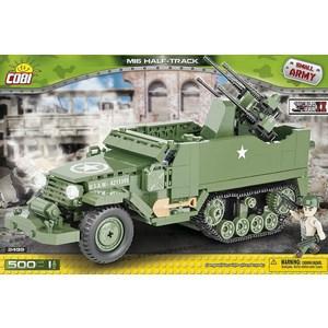 Конструктор COBI M16 Half Track