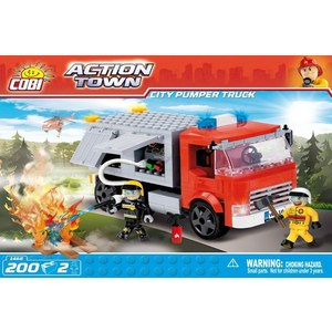 Конструктор COBI City Pumper Truck
